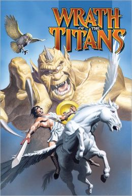 Wrath of the Titans GN (NOOK Comics with Zoom View)
