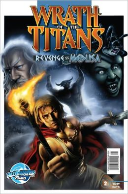 Wrath of the Titans: Revenge of Medusa #2 (NOOK Comics with Zoom View)