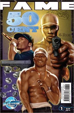 FAME: 50 Cent GN (NOOK Comics with Zoom View)