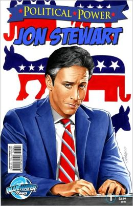 Political Power: Jon Stewart (NOOK Comics with Zoom View)