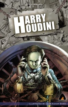 Harry Houdini GN (NOOK Comics with Zoom View)
