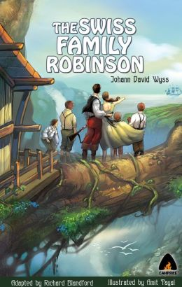 The Swiss Family Robinson GN (NOOK Comics with Zoom View)
