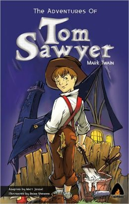 The Adventures of Tom Sawyer GN (NOOK Comics with Zoom View)