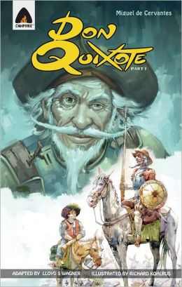 Don Quixote: Part I (NOOK Comics with Zoom View)