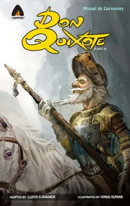 Don Quixote: Part II (NOOK Comics with Zoom View)