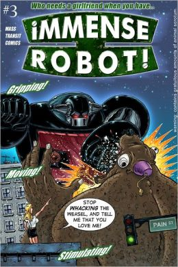 Immense Robot #3 (NOOK Comics with Zoom View)