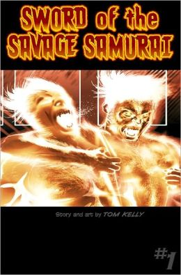 Sword of the Savage Samurai #1 (NOOK Comics with Zoom View)