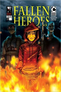 Fallen Heroes #1 (NOOK Comics with Zoom View)