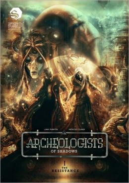 Archeologists Of Shadows V1 (NOOK Comics with Zoom View)