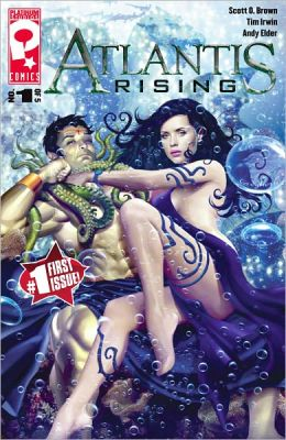 Atlantis Rising #1 (NOOK Comics with Zoom View)