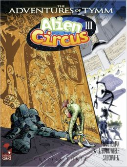 Alien Circus #3 (NOOK Comics with Zoom View)