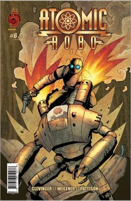 Atomic Robo #6 (NOOK Comics with Zoom View)