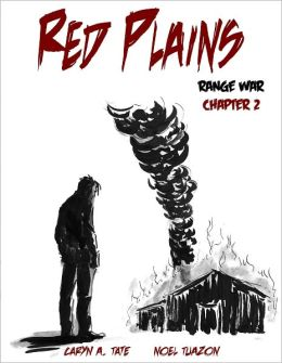 Red Plains: Range War Part 2 (NOOK Comics with Zoom View)