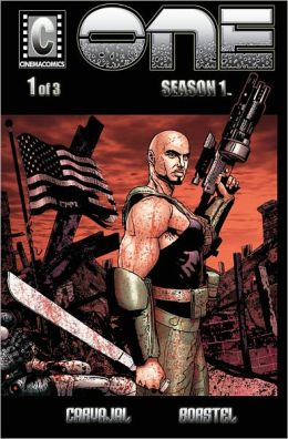 ONE: Season 1 #1 (NOOK Comics with Zoom View)