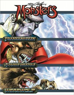Monsters (NOOK Comics with Zoom View)
