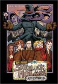 The Young Sherlock Holmes Adventures V1 TP (NOOK Comics with Zoom View)