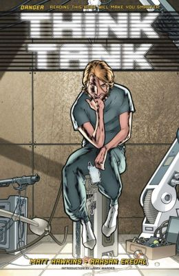 Think Tank, Vol. 1 (NOOK Comics with Zoom View)