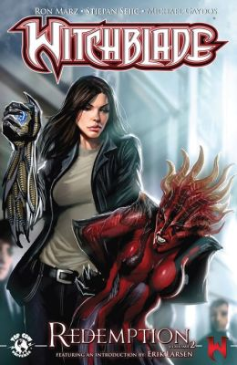Witchblade: Redemption, Vol. 2 (NOOK Comics with Zoom View)