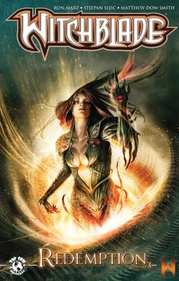 Witchblade: Redemption, Vol. 3 (NOOK Comics with Zoom View)