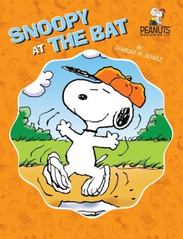 Snoopy at the Bat (NOOK Comic with Zoom View)