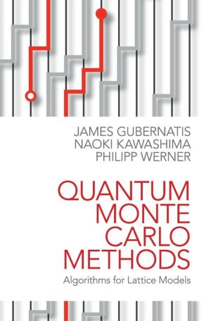 Quantum Monte Carlo Methods: Algorithms for Lattice Models