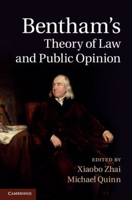 Bentham's Theory of Law and Public Opinion