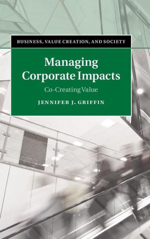 Managing Corporate Impacts: Co-Creating Value