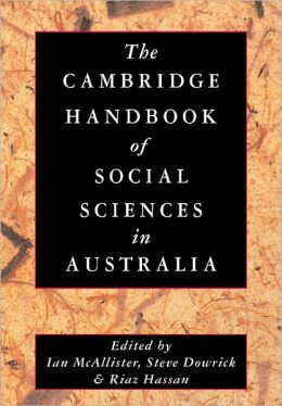 The Cambridge Handbook of Social Sciences in Australia
