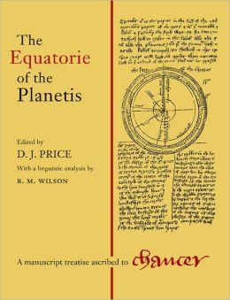 Equatorie of Planetis
