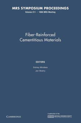 Fiber-Reinforced Cementitious Materials: Volume 211