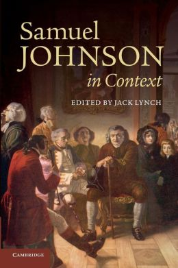 Samuel Johnson in Context