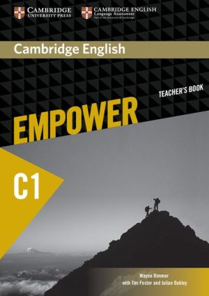 Book Cambridge English Empower Advanced Teacher's Book