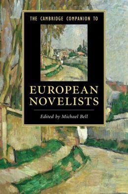 The Cambridge Companion to European Novelists