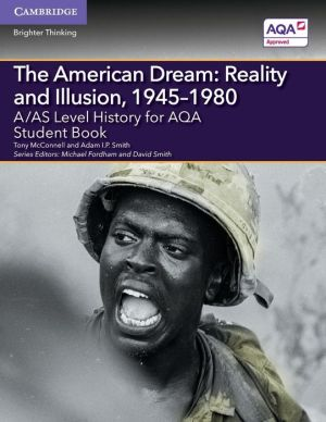 illusion of the american dream Buy access to history: the american dream: reality and illusion, 1945-1980 for aqa uk ed by vivienne sanders (isbn: 9781471838910) from amazon's book store everyday.
