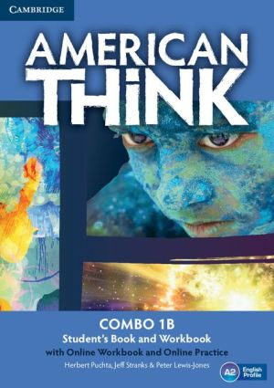 American Think Level 1 Combo B with Online Workbook and Online Practice