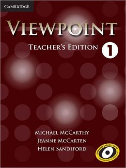 Viewpoint Level 1 Teacher's Edition with Assessment Audio CD/CD-ROM