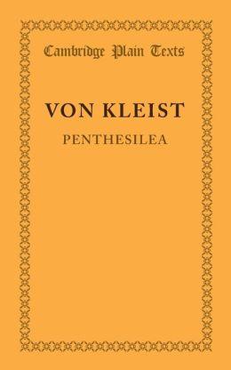 Penthesilea: Ein Trauerspiel