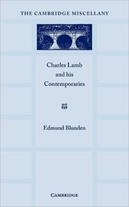 Charles Lamb and his Contemporaries
