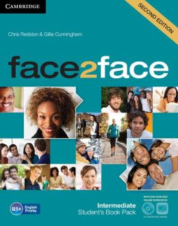 Face2face Intermediate Student's Book with DVD-ROM and Online Workbook Pack