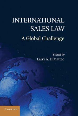 International Sales Law: A Global Challenge