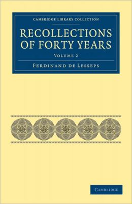 Recollections of Forty Years