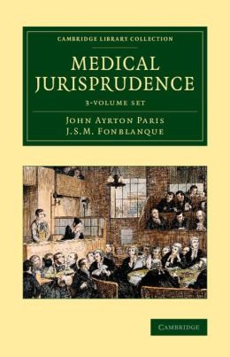 Medical Jurisprudence 3 Volume Set