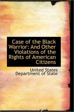 Case Of The Black Warrior