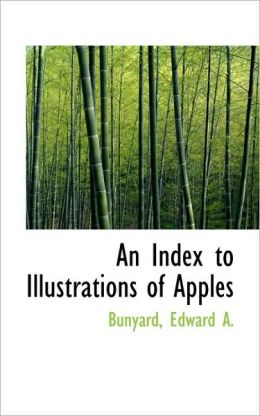 An Index To Illustrations Of Apples