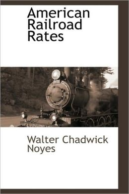 American Railroad Rates