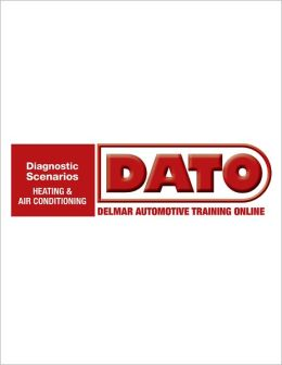 DATO: Diagnostic Scenarios for Heating/AC - Cengage Learning Hosted Printed Access Card