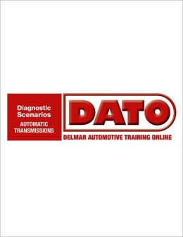 DATO: Diagnostic Scenarios for Automatic Transmissions - Cengage Learning Hosted Printed Access Card