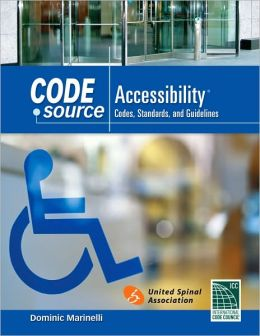 Code Source Accessibility: Codes, Standards, and Guidelines