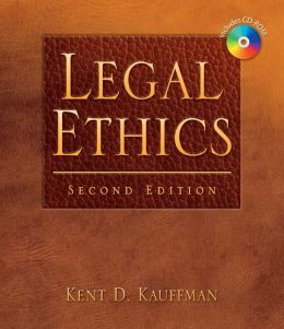 Legal Ethics (Book Only)