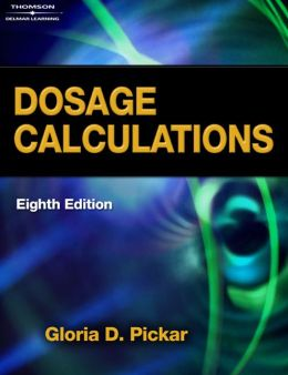 Dosage Calculations (Book Only)
